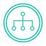 Link Structure Icon