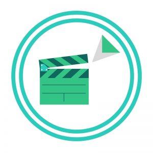 Video Creation Icon