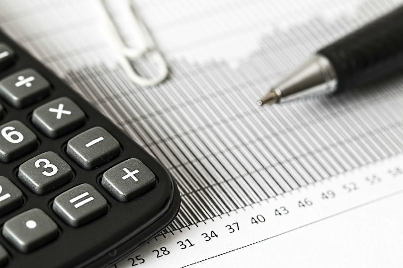 Calculator and Expense Sheet