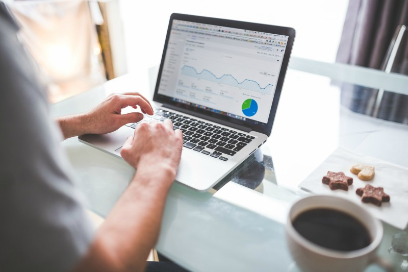 Google Analytics of an Email Marketing Campaign