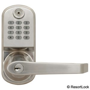 ResortLock Keyless Lock